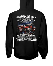 AMERICAN MAN - 7 Hooded Sweatshirt thumbnail