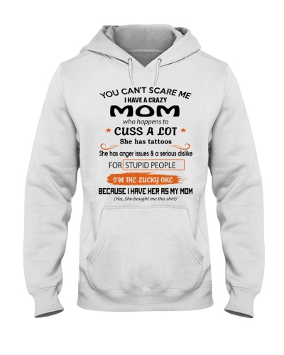 VERSION LIMITED - CRAZY LUCKY MOM