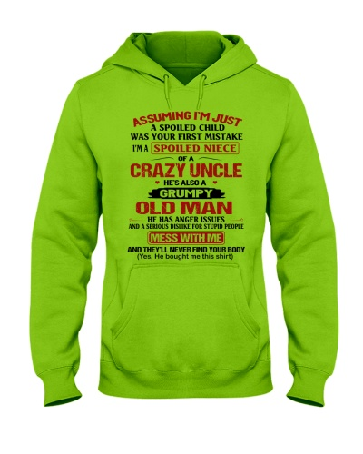 CRAZY UNCLE-HTV