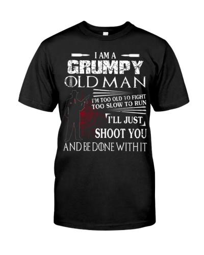 Limited Edition - Grumpy Old Man