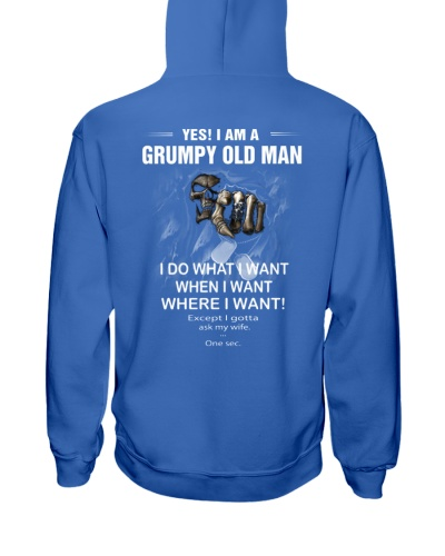 I AM A GRUMPY OLD MAN - DTS