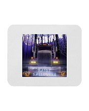 Scary Halloween Truck mouse pad Mousepad front