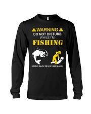 WARNING - FISHING Long Sleeve Tee thumbnail