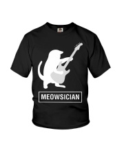 AWESOME UGLY DESIGN FOR GUITAR PLAYERS Youth T-Shirt thumbnail