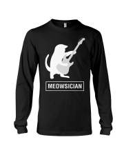 AWESOME UGLY DESIGN FOR GUITAR PLAYERS Long Sleeve Tee thumbnail