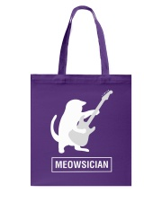 AWESOME UGLY DESIGN FOR GUITAR PLAYERS Tote Bag thumbnail