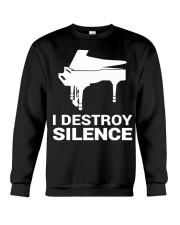 AWESOME DESIGN FOR PIANO PLAYERS Crewneck Sweatshirt tile