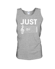 FUNNY DESIGN FOR MUSICIANS Unisex Tank thumbnail