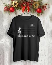 FUNNY MUSIC THEORY TSHIRT  Soprano Treble Classic T-Shirt lifestyle-holiday-crewneck-front-2