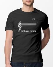 FUNNY MUSIC THEORY TSHIRT  Soprano Treble Classic T-Shirt lifestyle-mens-crewneck-front-13