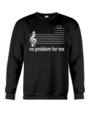 FUNNY MUSIC THEORY TSHIRT  Soprano Treble Crewneck Sweatshirt thumbnail