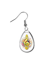 Jewelry for music lovers Teardrop Earrings thumbnail