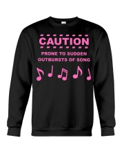 TSHIRT FOR MUSICIAN - MUSIC TEACHER - ORCHESTRA Crewneck Sweatshirt thumbnail