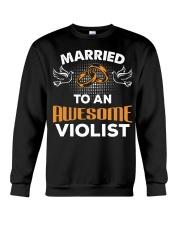 FUNNY TSHIRT FOR VIOLA  PLAYERS  Crewneck Sweatshirt thumbnail