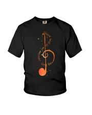 Let it be Treble clef music tshirt Youth T-Shirt thumbnail