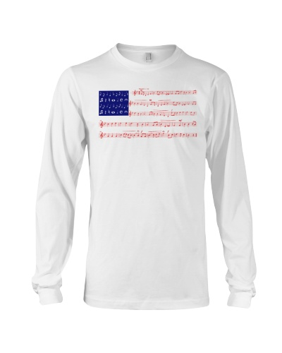 4th Of July - Independence Day America Flag Tshirt