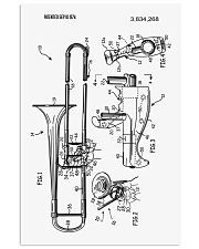 MUST HAVE FOR TROMBONISTS 16x24 Poster front