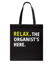 AWESOME DESIGN FOR ORGAN PLAYERS Tote Bag thumbnail