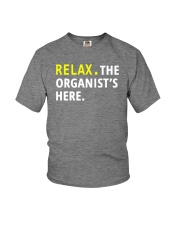 AWESOME DESIGN FOR ORGAN PLAYERS Youth T-Shirt thumbnail