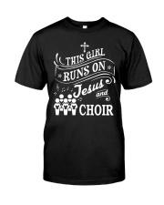 CHOIR SINGING SINGER VOCALIST - SING TSHIRT Premium Fit Mens Tee thumbnail