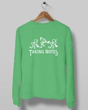 Taking Notes Funny Music Director Teacher Musician Crewneck Sweatshirt lifestyle-unisex-sweatshirt-front-10