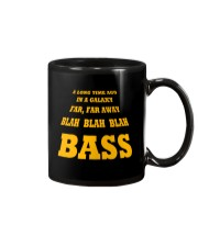 FUNNY BASS GUITAR TSHIRT FOR BASSIST Mug thumbnail