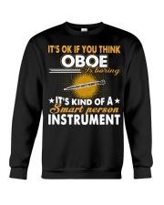 FUNNY DESIGN FOR OBOE PLAYERS Crewneck Sweatshirt thumbnail