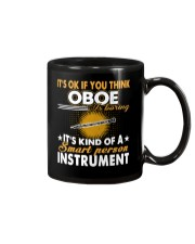 FUNNY DESIGN FOR OBOE PLAYERS Mug thumbnail