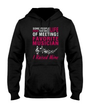 MOTHER'S DAY - MOM TSHIRT FOR MUSIC MUSICIAN Hooded Sweatshirt thumbnail