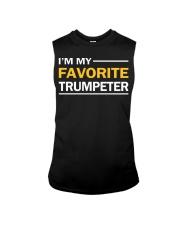 TRUMPET TSHIRT FOR TRUMPETER Sleeveless Tee thumbnail