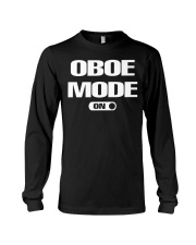 FUNNY DESIGN FOR OBOE PLAYERS Long Sleeve Tee thumbnail