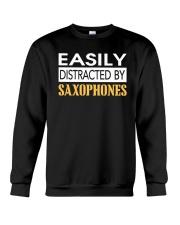 FUNNY SAX TSHIRT FOR SAXOPHONE PLAYER Crewneck Sweatshirt thumbnail