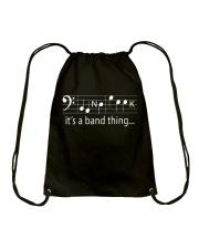 AWESOME DESIGN FOR MUSICIANS Drawstring Bag thumbnail