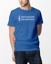 TSHIRT FOR MUSICIAN - MUSIC TEACHER - ORCHESTRA Classic T-Shirt lifestyle-mens-crewneck-front-14