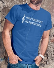 TSHIRT FOR MUSICIAN - MUSIC TEACHER - ORCHESTRA Classic T-Shirt lifestyle-mens-crewneck-front-4
