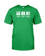 FUNNY TSHIRT FOR MUSICIAN MUSIC TEACHER ORCHESTRA Classic T-Shirt front