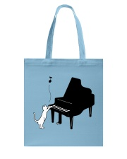 CUTE  DESIGN FOR PIANO PLAYERS Tote Bag thumbnail