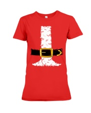 CUTE DESIGN FOR CHRISTMAS Premium Fit Ladies Tee tile