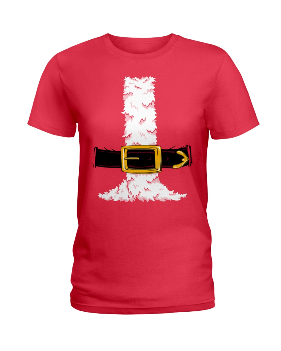 CUTE DESIGN FOR CHRISTMAS Ladies T-Shirt