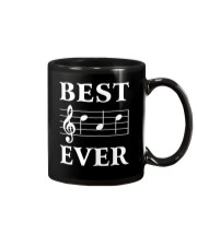 Best Dad Ever Treble Clef Music Musician Mug thumbnail