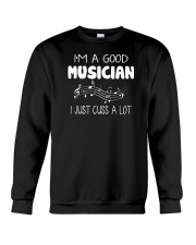 FUNNY MUSIC THEORY TSHIRT FOR MUSICIAN TEACHER Crewneck Sweatshirt thumbnail