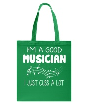 FUNNY MUSIC THEORY TSHIRT FOR MUSICIAN TEACHER Tote Bag thumbnail