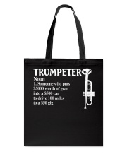 TRUMPET TSHIRT FOR TRUMPETER Tote Bag thumbnail
