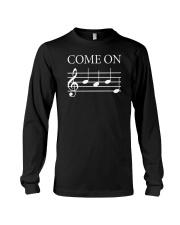 FUNNY TSHIRT FOR MUSICIAN MUSIC TEACHER ORCHESTRA Long Sleeve Tee thumbnail