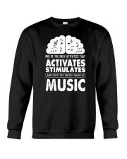 TSHIRT FOR MUSICIAN - MUSIC TEACHER - ORCHESTRA Crewneck Sweatshirt thumbnail