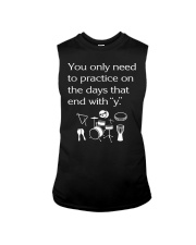 FUNNY DESIGN FOR PERCUSSION PLAYERS Sleeveless Tee tile