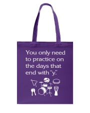 FUNNY DESIGN FOR PERCUSSION PLAYERS Tote Bag tile