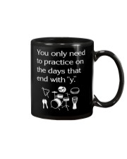 FUNNY DESIGN FOR PERCUSSION PLAYERS Mug tile