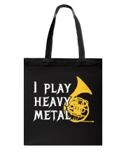 FRENCH HORN TSHIRT FOR HORNIST Tote Bag thumbnail