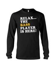 FUNNY BASS GUITAR TSHIRT FOR BASSIST Long Sleeve Tee thumbnail
